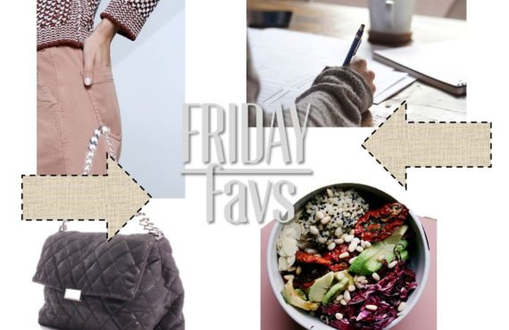 FRIDAY FAVS // TASCHEN-LIEBE, SELBST-TESTS & PINK CRAVINGS