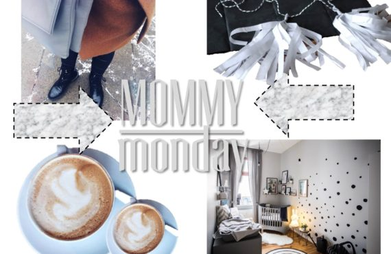 MOMMY MONDAY // ENERGIE-NOT, FARB-TESTS & TRODDEL-LIEBE
