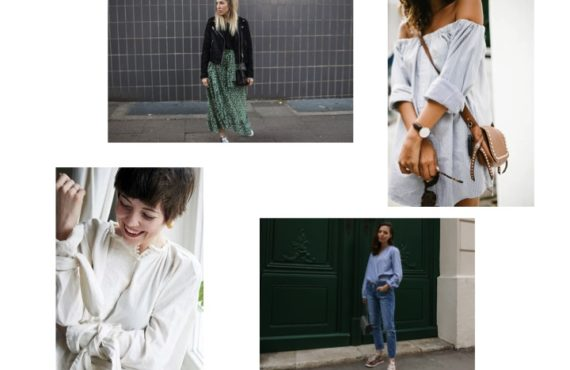 FRIDAY FAVS // GRÜNE MODE, DIY-BLUSEN & NO-ANIMAL LOOKS
