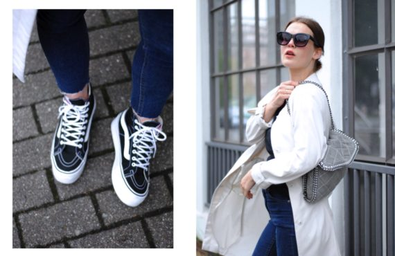 OUTFIT // THE FALABELLA BAG